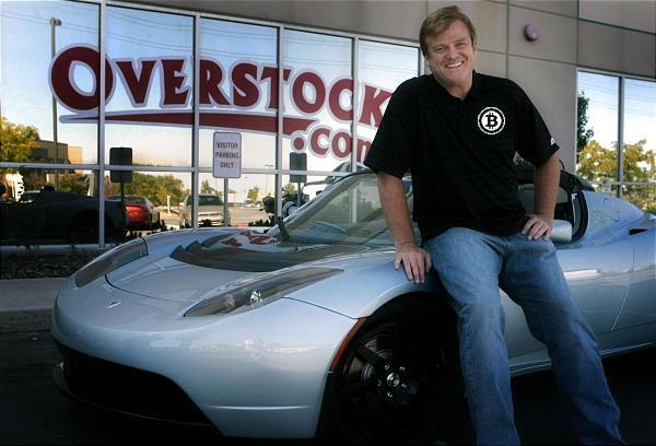 CEO Overstock.com